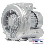 Compressor Radial - Soprador - monofásico - 0,60 CV - 2020 litros por minuto - mod029