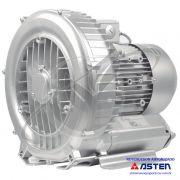 Compressor Radial - Soprador - monofásico - 2,35 CV - 4250 litros por minuto - mod054