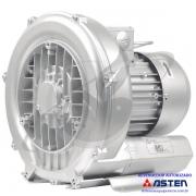 Compressor Radial - Soprador - monofásico - Asten - 1,10 CV - 2000 litros por minuto - mod026