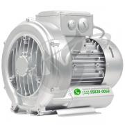 Compressor Radial - Soprador - Nexco - 0,38 CV MONO 2CRN 110 15 SM