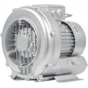 Compressor Radial - Soprador - trifásico - 0,67 CV - 1630 litros por minuto - mod030