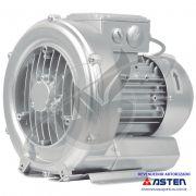 Compressor Radial - Soprador - trifásico - 1,74 CV - 3500 litros por minuto - mod039
