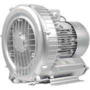 Compressor Radial - Soprador - trifásico - 3,42 CV - Modelo 042 - 5500 litros por minuto - mod042