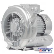 Compressor Radial - Soprador - trifásico - Asten - 0,67 CV - 1630 litros por minuto - mod030