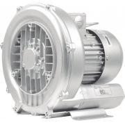 Compressor Radial - Soprador - monofásico - 1,10 CV - 2000 litros por minuto - mod026