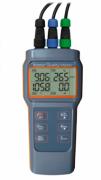 Medidor Multiparâmetro Completo (pH/Cond/OD/Temp) - AK88