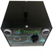 Regulador de Tensão Manual 750W - MixLife - Entrada Bivolt e saída fixa 220V