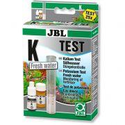 Teste de Potássio - K - JBL - 25 Testes - Água Doce