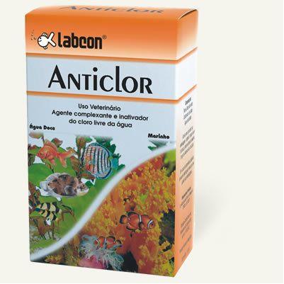 Neutralizador de  Cloro - Anti Clor - ALCON - Água Doce/Salgada  - MixVidas - Sistemas Aquapônicos e Multitróficos