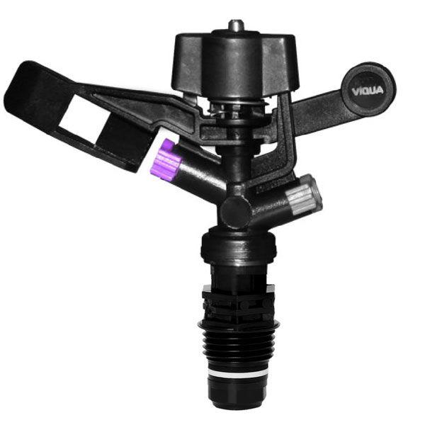 """Aspersor Superjet Macho - 1/2""""  2,3X1,8 mm  - MixVidas - Sistemas Aquapônicos e Multitróficos"""