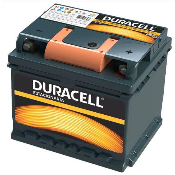 Bateria Estacionária Duracell 12v 28ah  - MixVidas - Sistemas Aquapônicos e Multitróficos