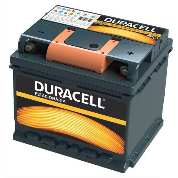 Bateria Estacionária Duracell 12v 40ah  - MixVidas - Sistemas Aquapônicos e Multitróficos