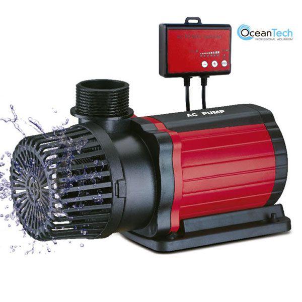 Bomba Submersa Ocean Tech 12.000 - AC - com controle de vazão - 110V  - MixVidas - Sistemas Aquapônicos e Multitróficos