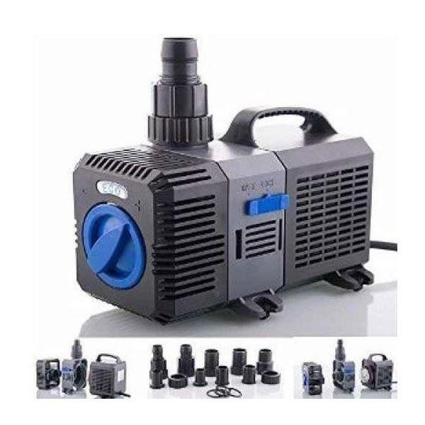 Bomba Submersa Sun Sun CTP 10000  - 127V  - MixVidas - Sistemas Aquapônicos e Multitróficos