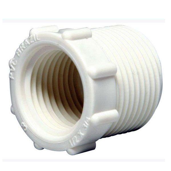 Bucha de Redução 3/4  X 1/2 RR  - MixVidas - Sistemas Aquapônicos e Multitróficos