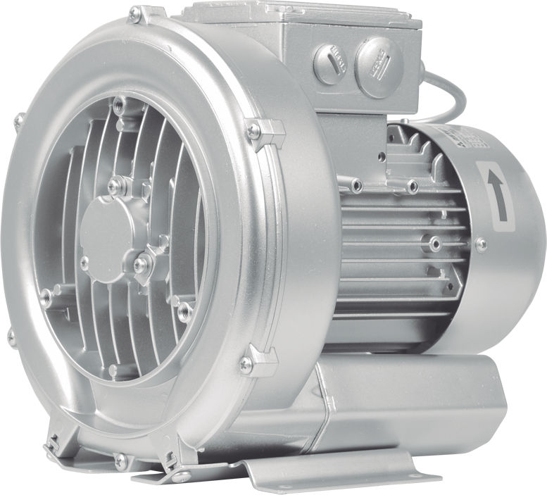 Compressor Radial - Soprador - Nexco - 0,38 CV MONO 2CRN 110 15 SM  - MixVidas - Sistemas Aquapônicos e Multitróficos