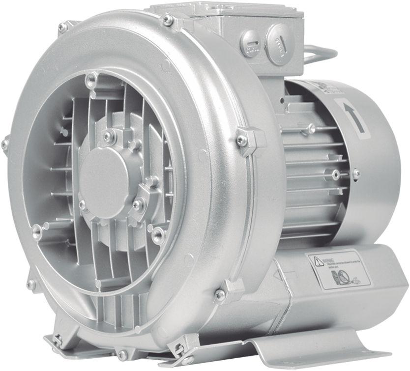 COMPRESSOR RADIAL - NEXCO - 0,60 CV MONO 2CRN 230 15 SM  - MixVidas - Sistemas Aquapônicos e Multitróficos