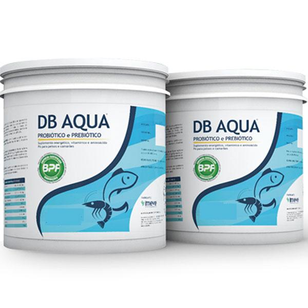 DB AQUA - Probiótico para peixes e camarões (25KG)  - MixVidas - Sistemas Aquapônicos e Multitróficos