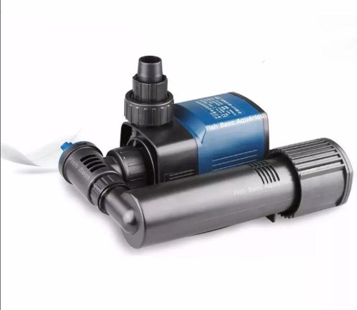 Bomba Submersa Sun Sun JTP 5000R+UV - 127V  - MixVidas - Sistemas Aquapônicos e Multitróficos