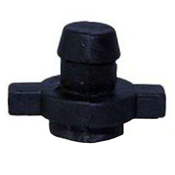 Tampão mangueira de aeração 13mm  - MixVidas - Sistemas Aquapônicos e Multitróficos