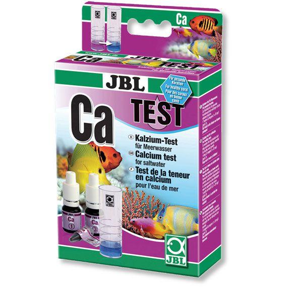 Teste de Cálcio - Ca - JBL - Água Salgada  - MixVidas - Sistemas Aquapônicos e Multitróficos