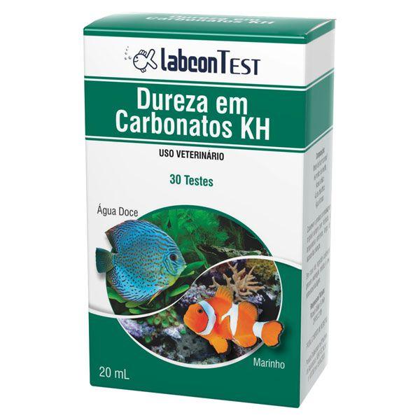 Teste de Dureza em Carbonatos - KH - ALCON - 30 Testes - Água doce/Salgada  - MixVidas - Sistemas Aquapônicos e Multitróficos
