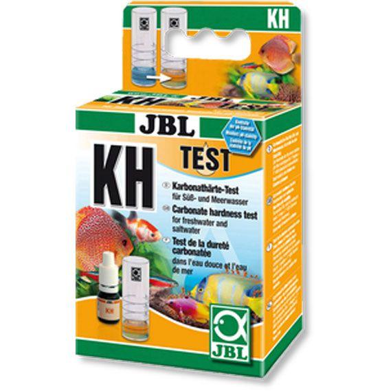 Teste de Dureza em Carbonatos - KH - JBL - Água doce/Salgada  - MixVidas - Sistemas Aquapônicos e Multitróficos
