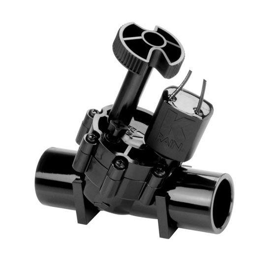Válvula Solenoide - KRain - PRO100 - 3/4 (INDIVIDUAL)  - MixVidas - Sistemas Aquapônicos e Multitróficos