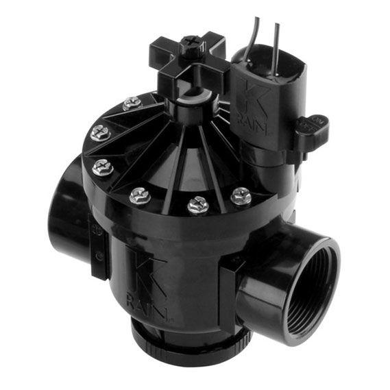Válvula Solenoide - KRain - PRO150 - 1 1/2 BSP (INDIVIDUAL)  - MixVidas - Sistemas Aquapônicos e Multitróficos