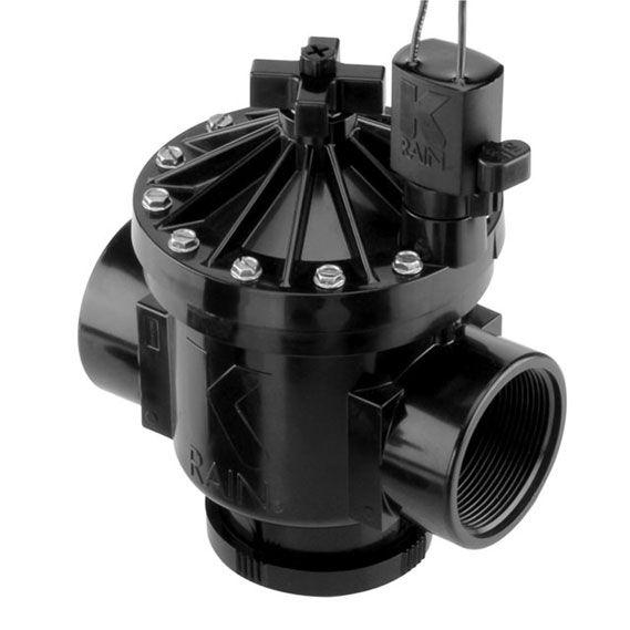 Válvula Solenoide - KRain - PRO150 - 2 BSP - (INDIVIDUAL)  - MixVidas - Sistemas Aquapônicos e Multitróficos