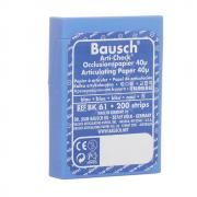 BAUSCH - BK61 - PAPEL ARTIC 40 AZUL 200 TIRAS