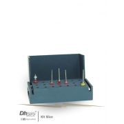 DHPRO - KIT SLICE ( 5 Pontas + Broqueiro)