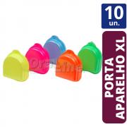 Estojo Porta Aparelho Dental XL - 10 unidades  - AG