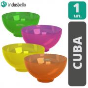 Grau/Cuba de borracha para alginato Unidade