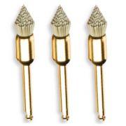 Jiffy Brush Pointed - 3 unidades