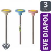 Kit EVE Diapol Cerâmica H8 - 3 peças (PM)