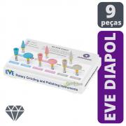 Kit Polidores EVE Diapol - CA