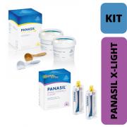 KIT Silicone Adição Panasil X-LIGHT