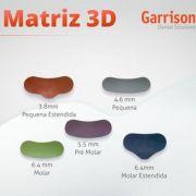 Matrizes 3D - Garrison GDS - Reposição