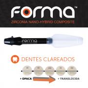 Resina Forma Dentes Clareados - Ultradent