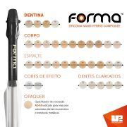 Resina FORMA - Ultradent
