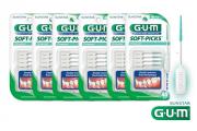 Soft-Picks GUM  -  240 unidades ( 6 Cartelas)