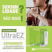 UltraEz - Gel Dessensibilizante - 4 seringas