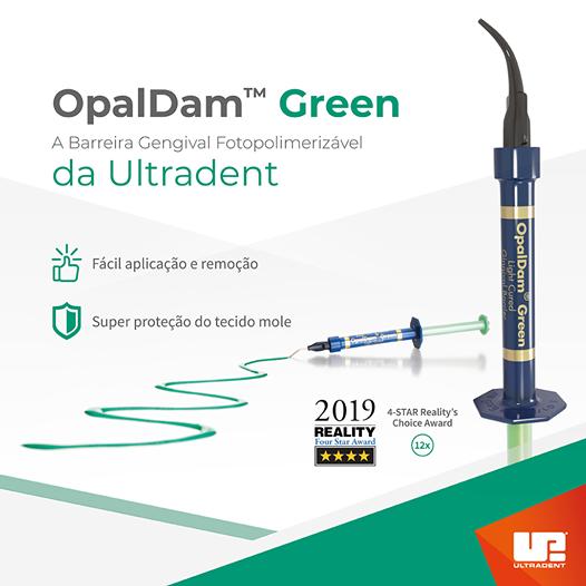 Barreira Gengival OpalDam - 2 seringas
