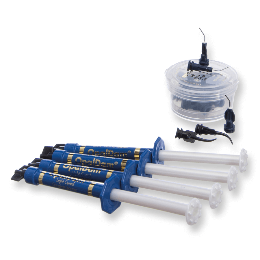 Barreira Gengival OpalDam - 4 seringas
