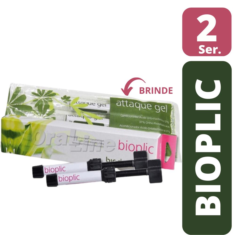 Bioplic - Restaurador Provisório Fotopolimerizável
