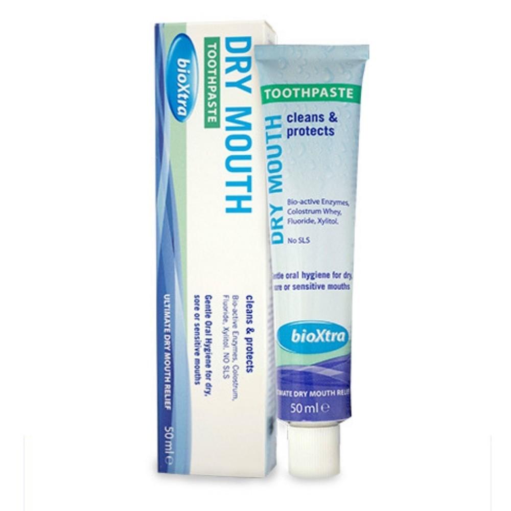 BIOXTRA - KIT BIOXTRA Para Boca Seca:gel +creme dental+ enxaguatório