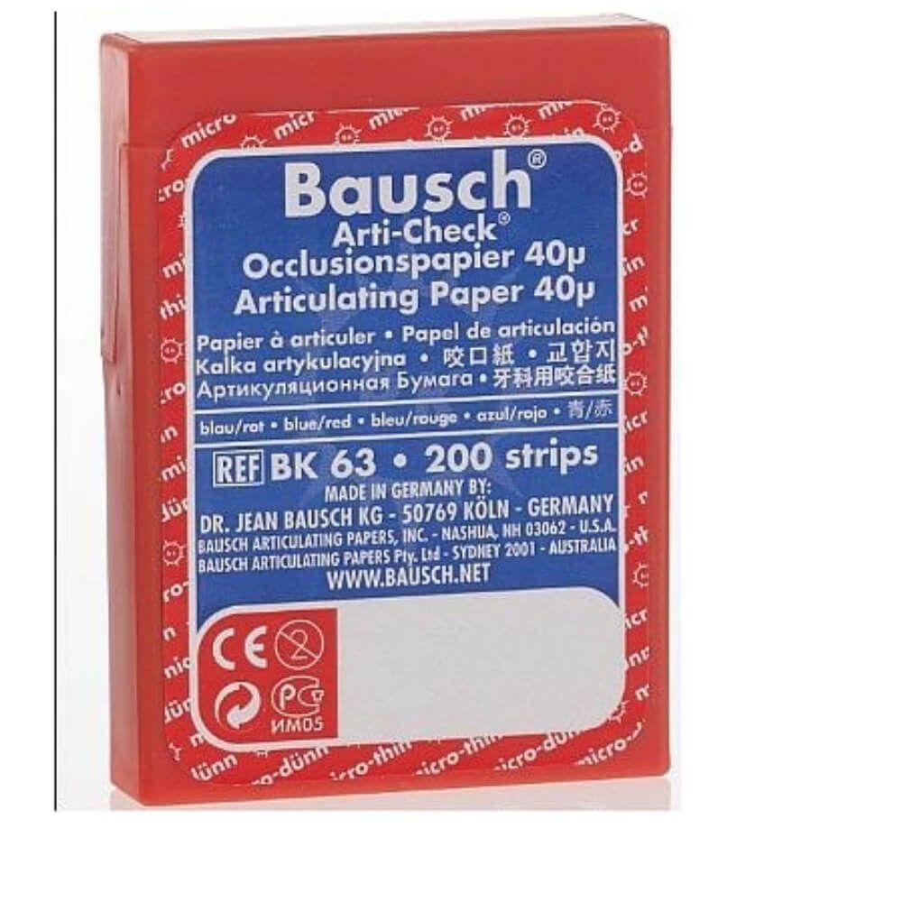 BK63 - Papel Carbono (40 micras)