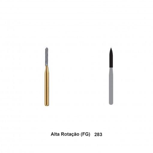 Broca Jet Carbide 283 - 12 laminas - Unidade