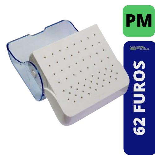 Broqueiro PM - 62 furos